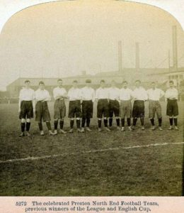 PRESTON NORTH END 1888/1889
